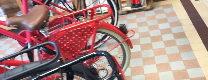 PDG Bikestore is one of สถานที่ที่ Vincent ถูกใจ.