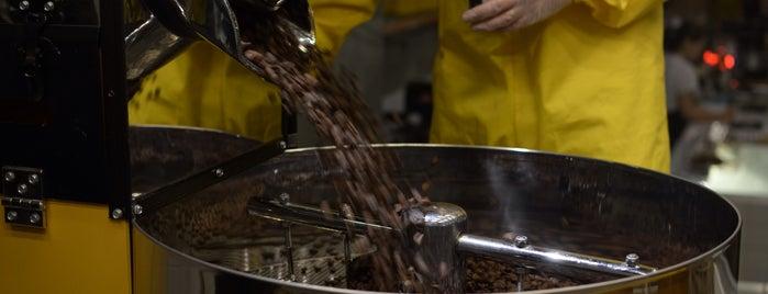 Walter's Coffee Roastery is one of Gidilecekler.
