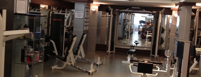 The Meridian Fitness Club is one of Nurdogan 님이 좋아한 장소.