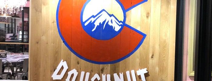 Voodoo Doughnut Broadway is one of Denver.