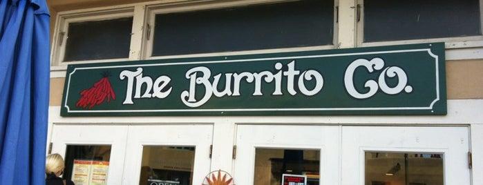 Burrito Co is one of Lugares favoritos de Leonda.
