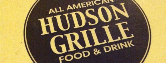 Hudson Grille is one of ATL.