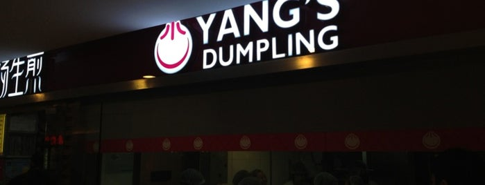 Yang's Fried Dumplings is one of Shanghai.
