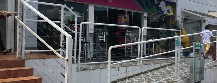 Posto Mineirão is one of Hotspots WIFI Poços de Caldas.
