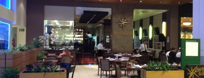 North Grill is one of Restaurantes @ SP pt. I.