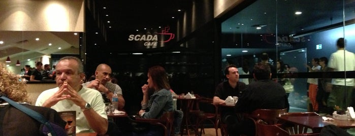 Scada Café is one of Lieux qui ont plu à Tuba.