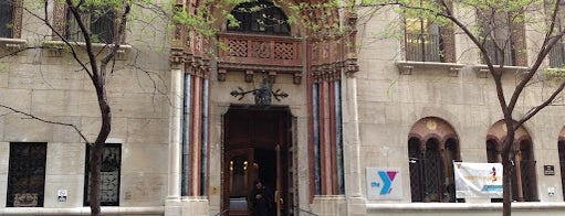 West Side YMCA is one of Lugares favoritos de Samuel.