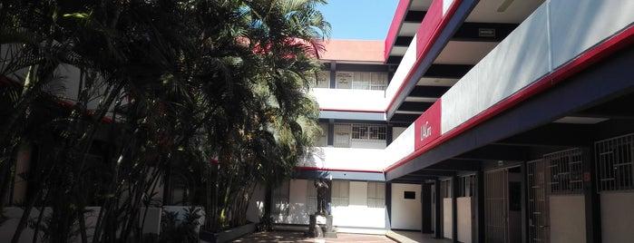 Unidad de Estudios de Posgrado e Investigación (UEPI) is one of Lugares favoritos de Wendy.