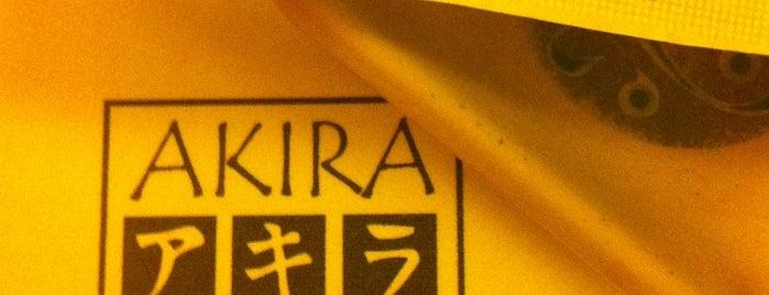 Akira Sushibar is one of Locais curtidos por Enzo.