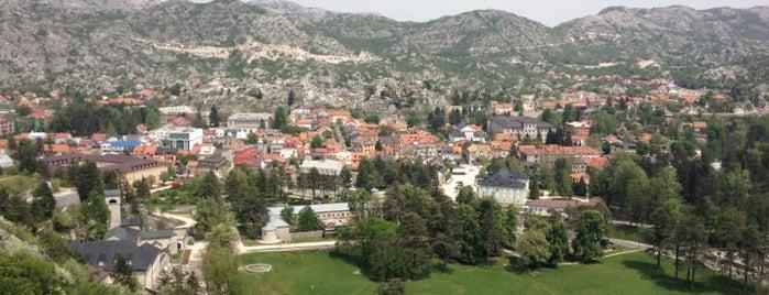 Cetinje is one of Locais curtidos por Senja.
