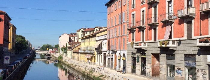 Naviglio Grande is one of Viagem 2013.