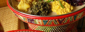Demera Ethiopian Restaurant is one of Ate.