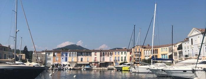 Port de Port Grimaud is one of Tatiana : понравившиеся места.