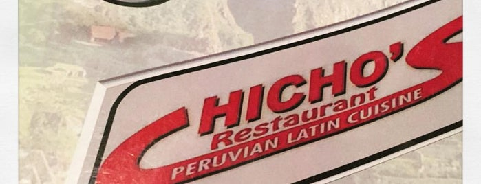 Chicho's Peruvian Restaurant is one of Restaurant You Must Try 🍷🥧.