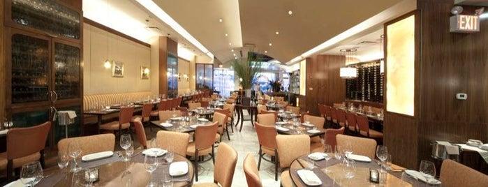 Pera Mediterranean Brasserie is one of NYC - Manhattan - Restaurants.