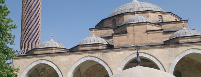 Gedik Ahmet Paşa İmaret Camii is one of Ekrem 님이 좋아한 장소.
