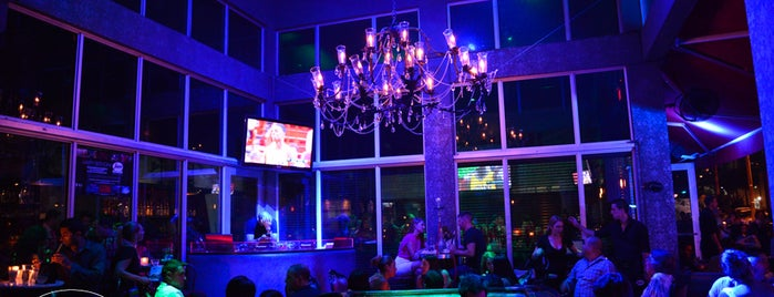 Barsecco is one of Great Nightlife Spots in Brickell.