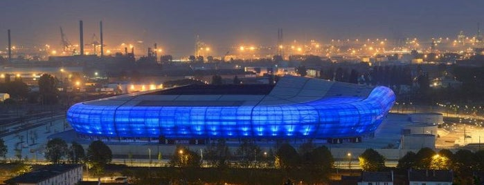 Stade Océane is one of Soccer Stadiums.