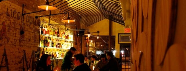 Barrio 47 is one of NYC Happy hour oysters.