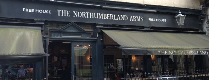 The Northumberland Arms is one of David'in Beğendiği Mekanlar.