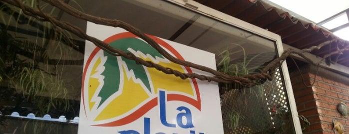 La Playita Tacos Gourmet is one of Lugares favoritos de Marko.