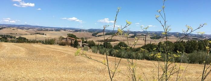 Murlo is one of Tuscany.