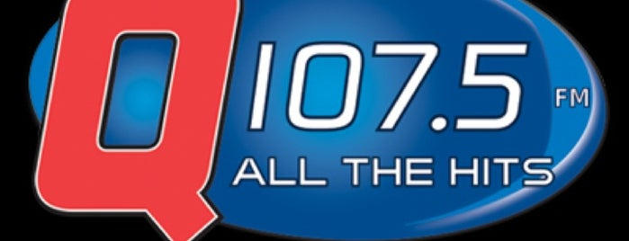 96.1 and 107.5 The Q Studios! is one of Global Workallholics Unified.