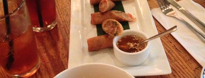 Bida Manda Laotian Restaurant and Bar is one of Raleigh Favorites.