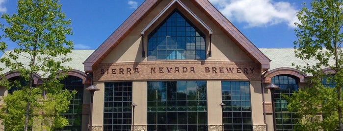 Sierra Nevada Brewing Co. is one of To-do Breweries.