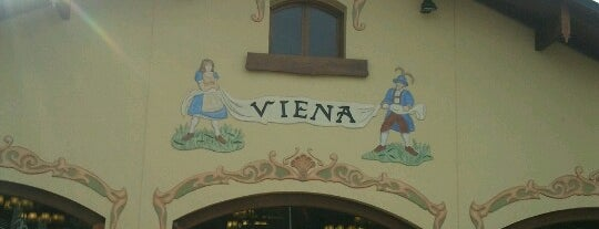 Viena is one of Cristina : понравившиеся места.