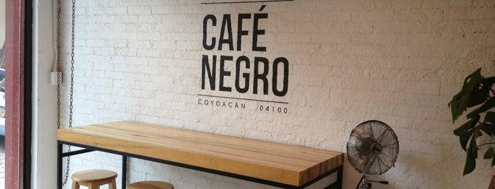 Café Negro is one of Café / Té / Repostería.