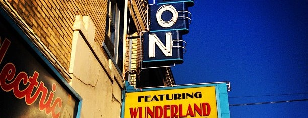 Avalon Theater & Wunderland is one of Portland Signs.