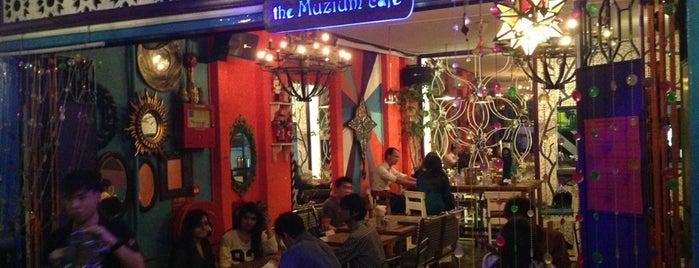 The Muzium Cafe is one of Lugares favoritos de Chi Hian.