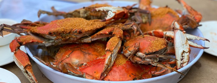Capital Crab & Seafood Co. is one of Restaurants.