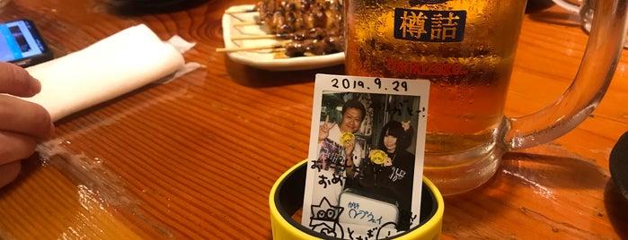 鳥貴族 中野北口店 is one of Eat(飲み屋).
