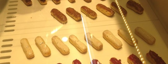 L'Atelier de l'Éclair is one of Paris // Tea, Cake, Coffee & More.