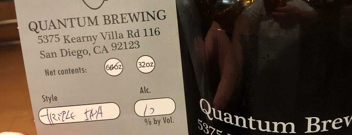Quantum Brewing is one of Beer Spots.