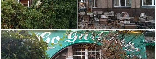 Go-Gärtchen is one of Berlin.