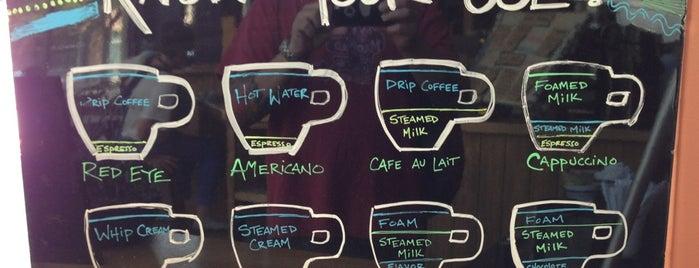 Rock Creek Coffee Roasters is one of Posti che sono piaciuti a Danny.