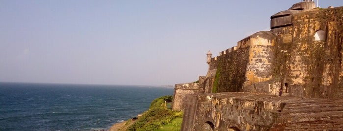 Castillo San Felipe del Morro is one of 101 Places to Take Your Family in the U.S..
