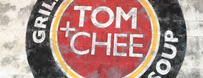 Tom + Chee is one of Lieux qui ont plu à Nikki.