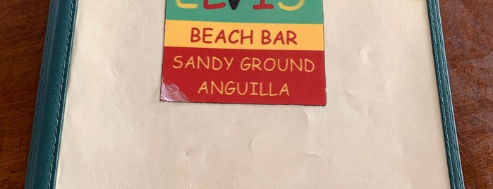 Elvis' Beach Bar is one of Famous places.