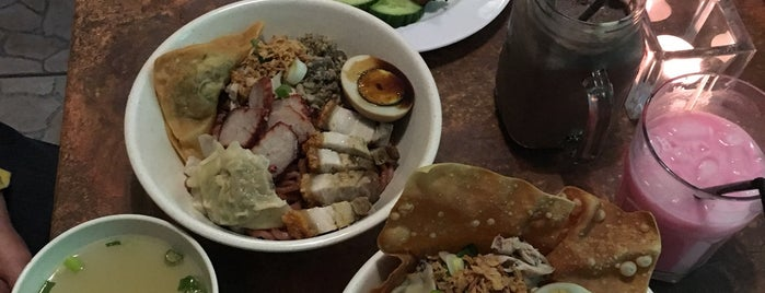 Waroeng Mie CS is one of Lieux sauvegardés par Felipe.