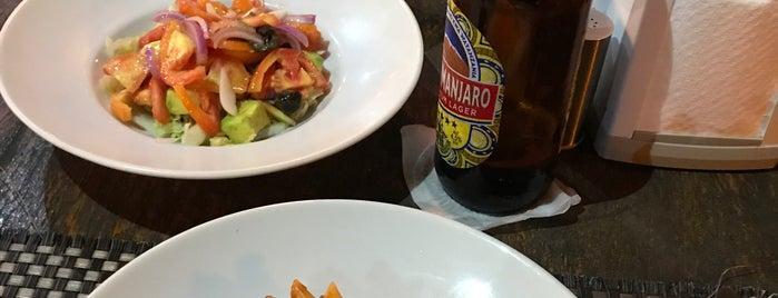 Mama Mia Restaurant is one of (((ekin)))'ın Beğendiği Mekanlar.