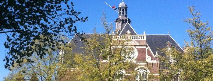 Noordermarkt is one of Seeing Amsterdam.
