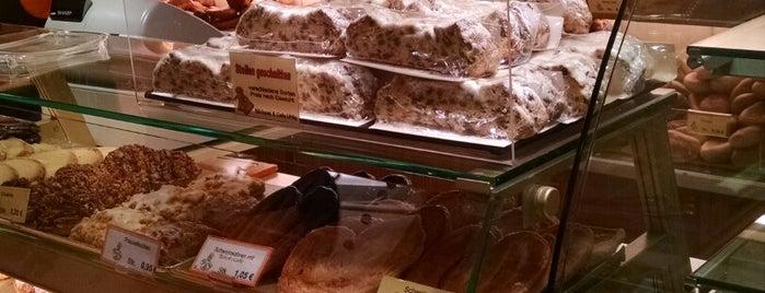 Bäckerei & Café Uhlig is one of Max 님이 좋아한 장소.