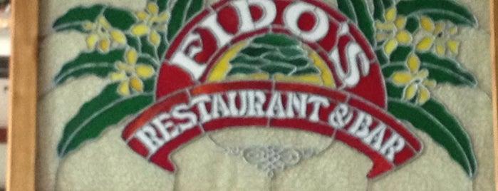 Fido's is one of Locais salvos de Vicki.