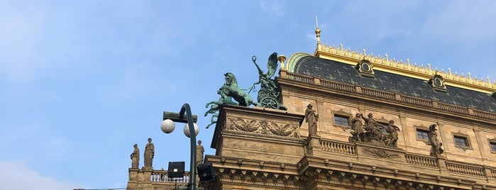 Dětska Opera Praha is one of Praga.