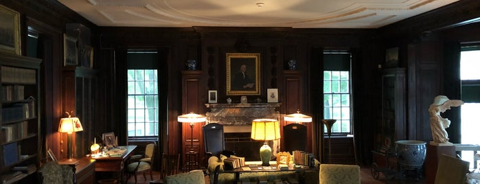 Home of Franklin D. Roosevelt National Historic Site is one of Food Tour/NY Visit.