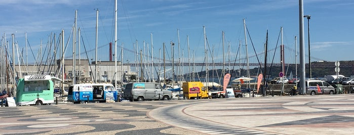 Belém is one of Lisbon.